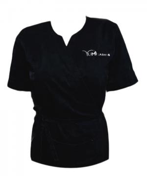 Yumilashes uniform